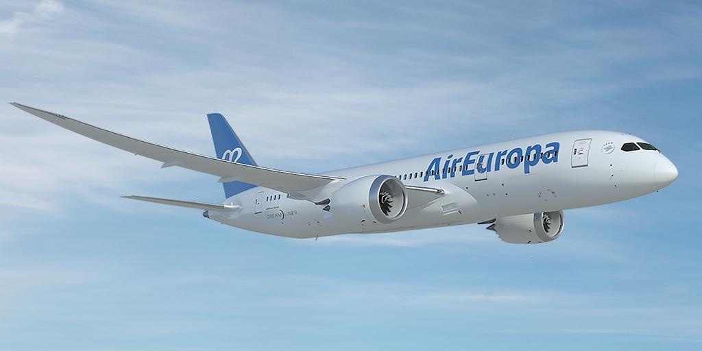 Air Europa Dreamliner