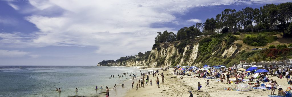 Paradise Cove Beach Los Angeles