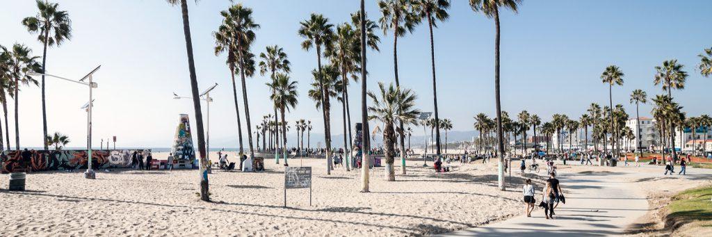 Venice City Beach - Los Angeles