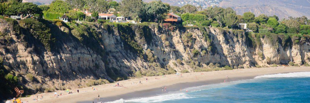 Zuma Beach in Los Angeles