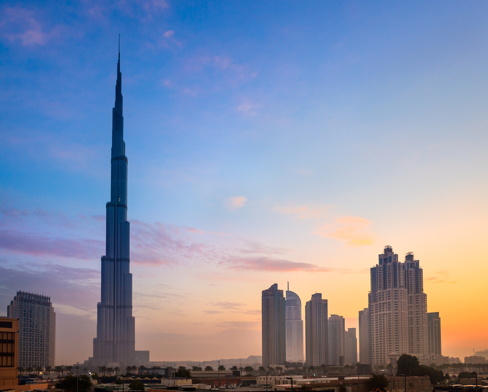 Burj Khalifa Observation Deck Dubai