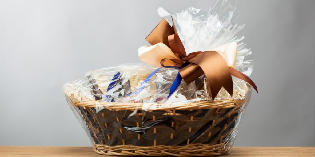 gift basket food