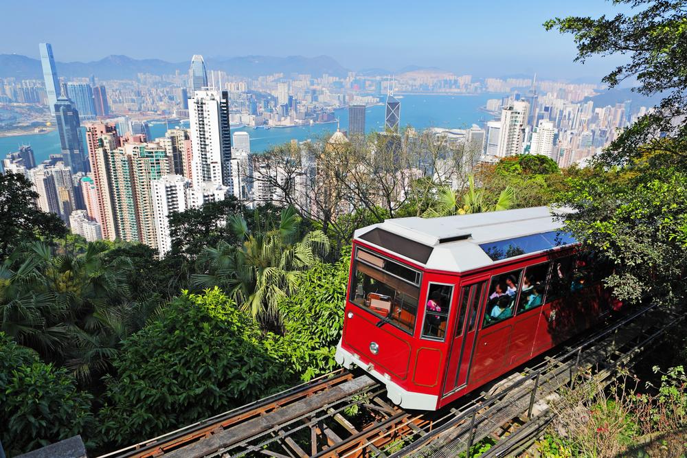 Hong Kong for a Long Haul City Break