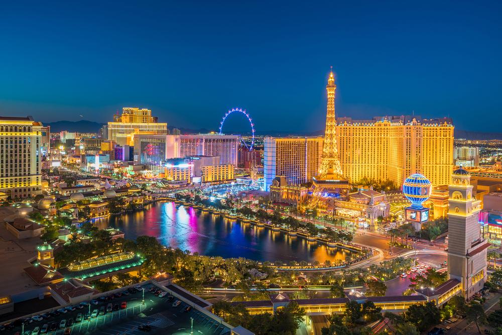 Las Vegas long haul city break