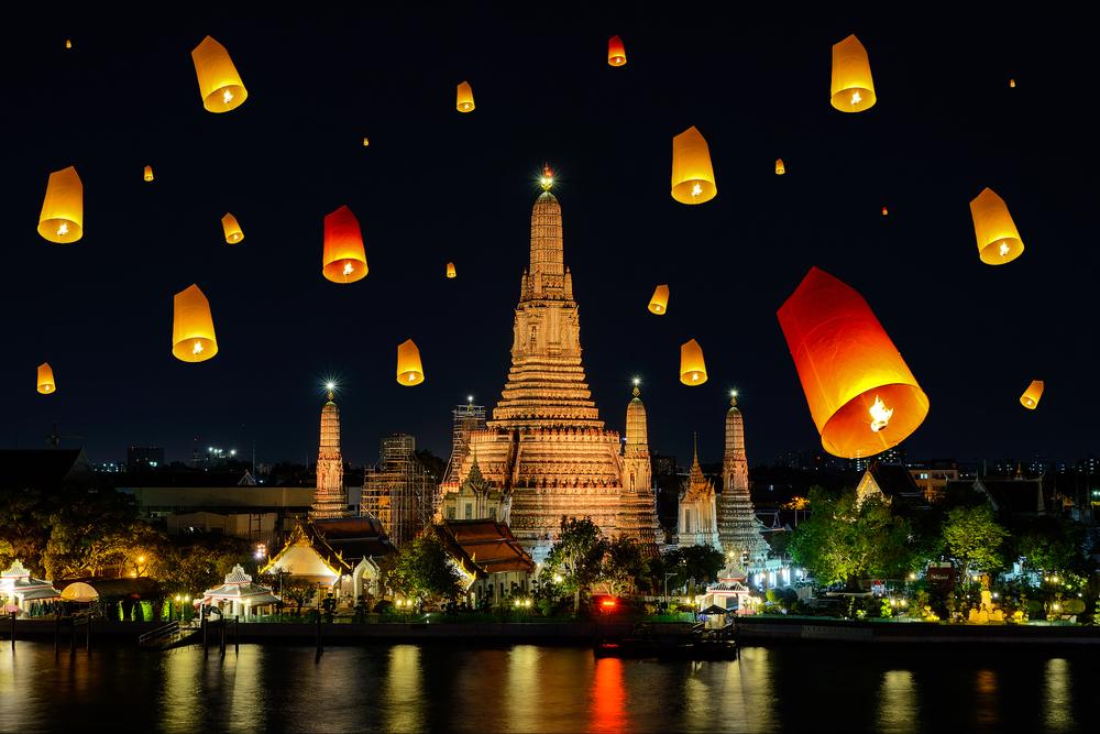 Thailand as a long haul destination