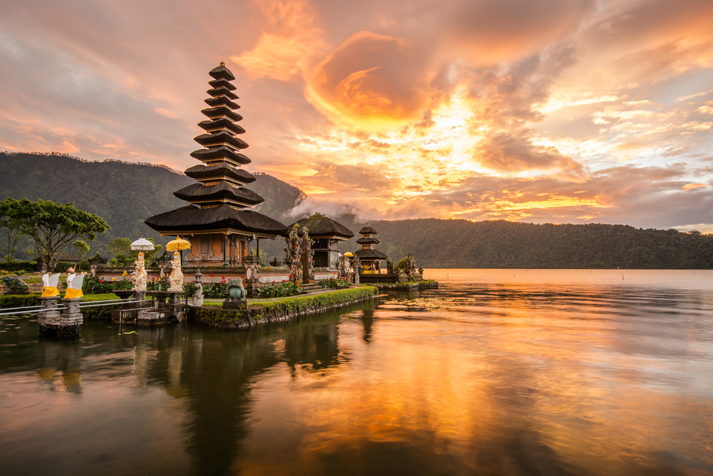 Bali cheap destination