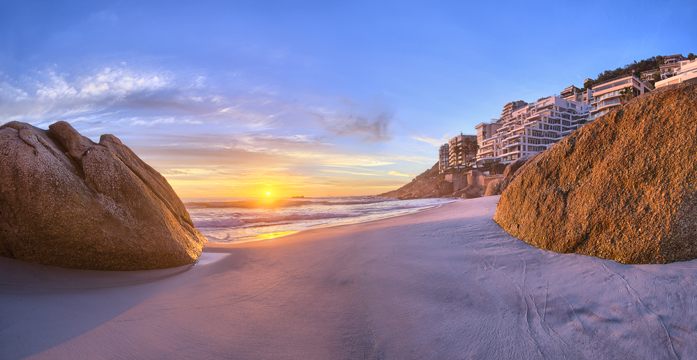Clifton Beaches in Cape Town