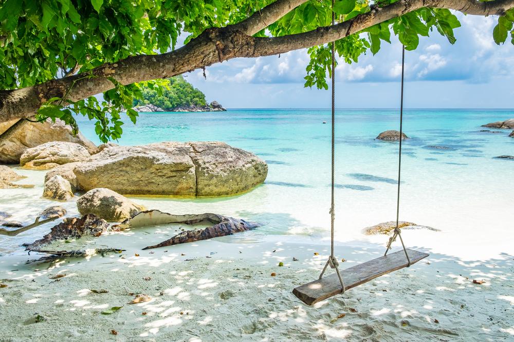 Ko Lipe island in Thailand