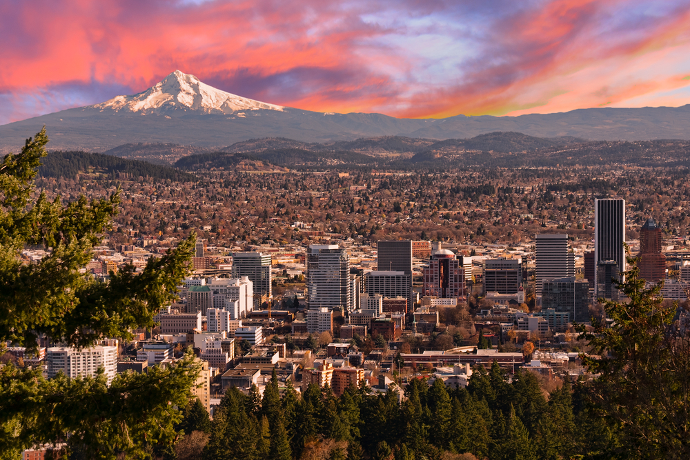 Portland Vegan Friendly City