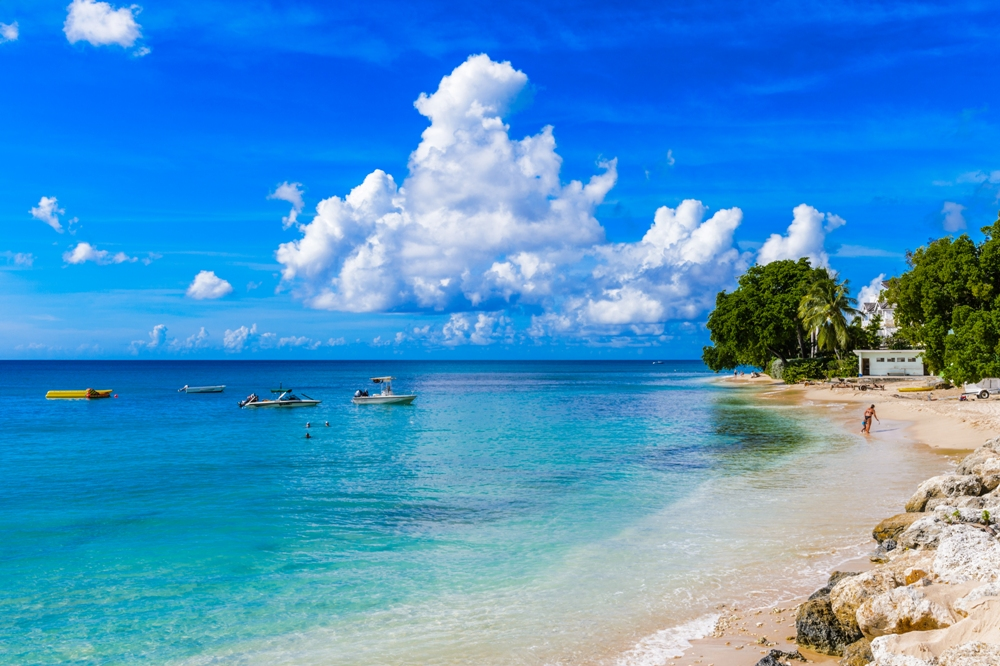 barbados ideal destination for couples