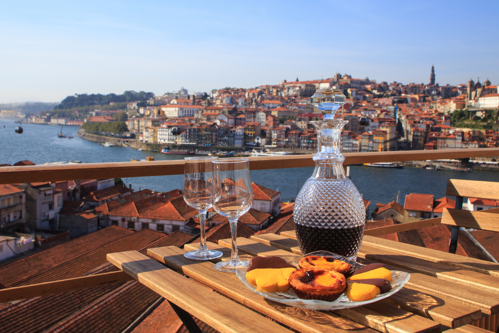 Porto, Portugal Girls Weekend Away