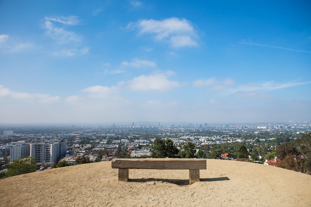 Runyon Canyon in Los Angeles