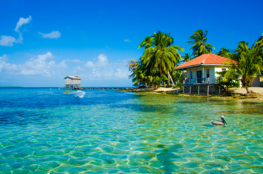 Belize, Coral Islands - adventure