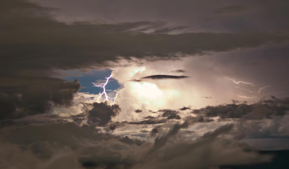 Storms in Venezuela