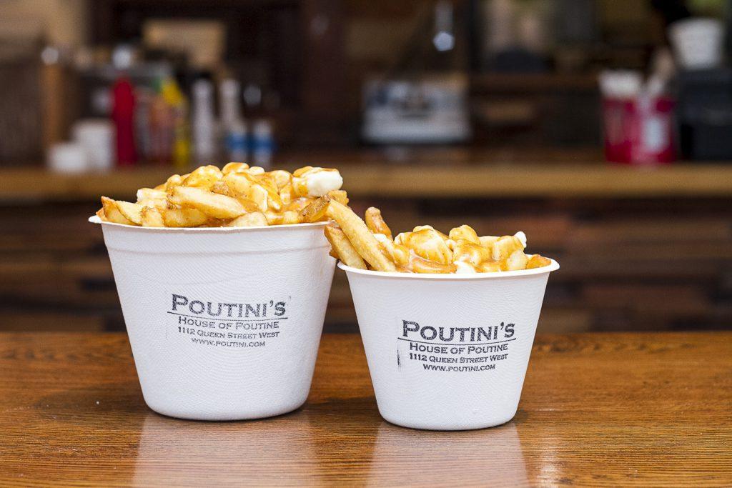 Poutinis restaurant in toronto