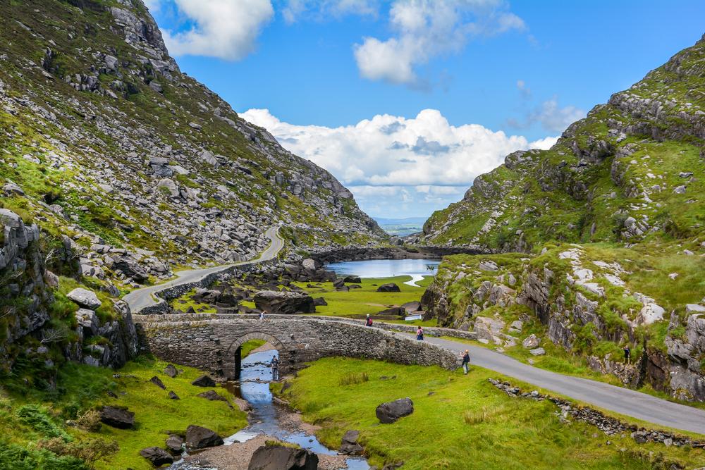 Ireland, UK