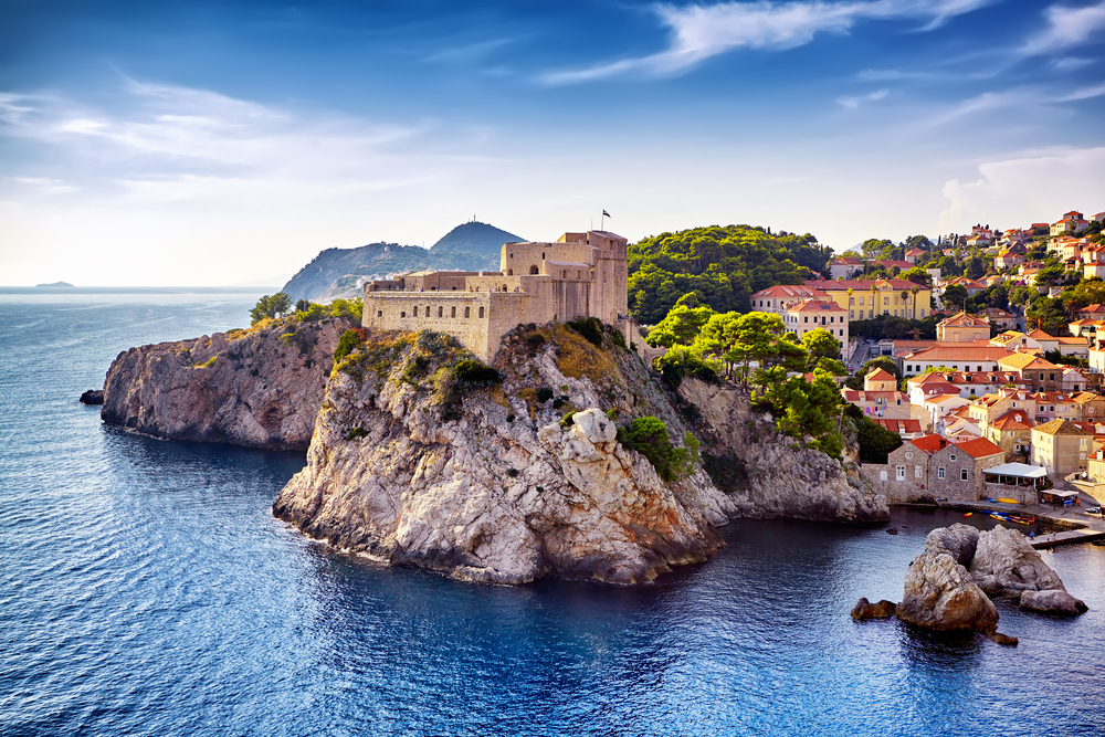 visit dubrovnik with the kids