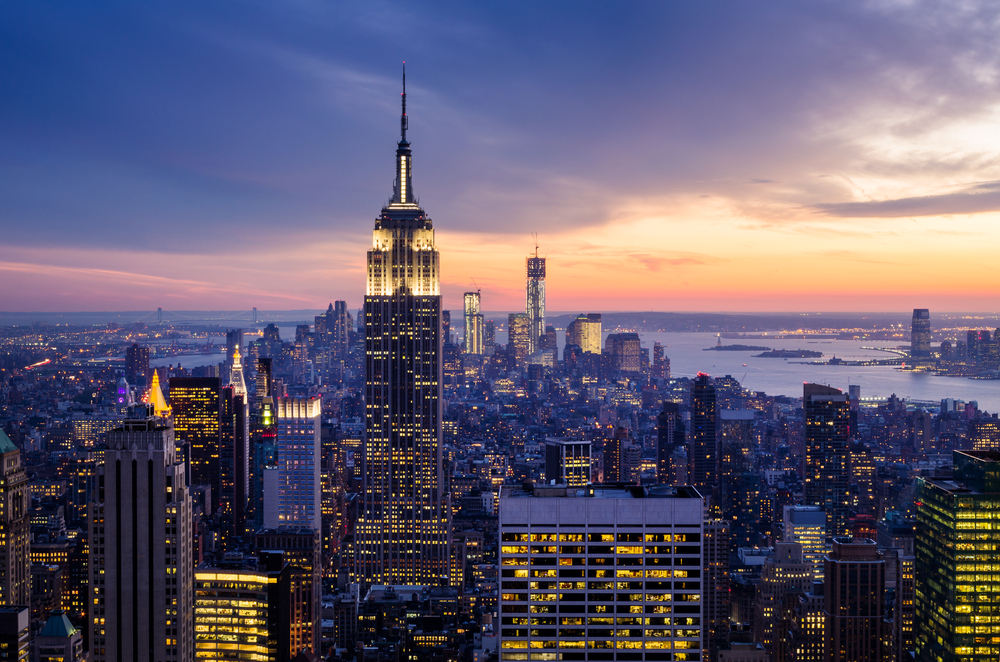 new york city destination for couples