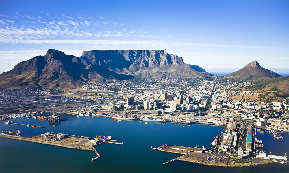 cape town winter destination
