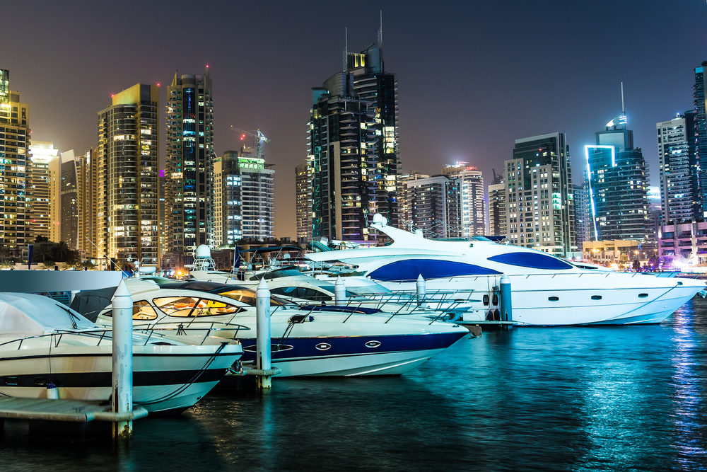dubai luxury