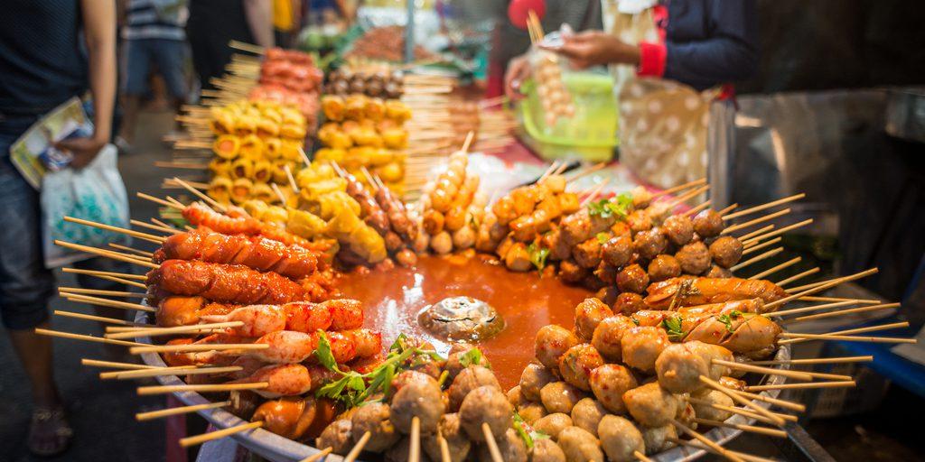 bangkok food, thailand