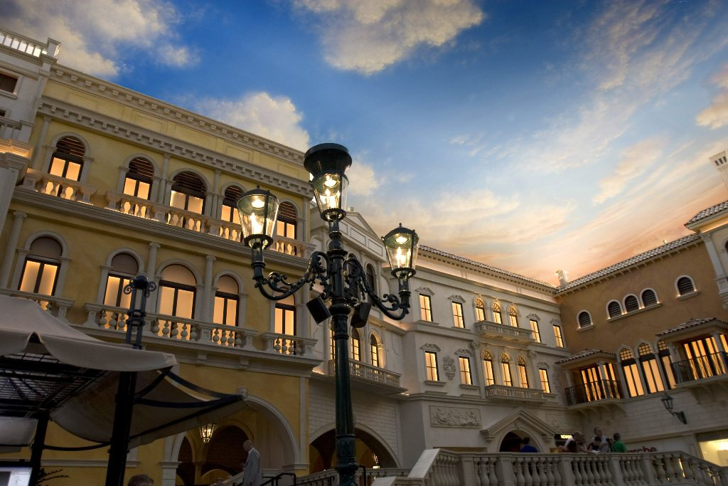 las vegas caesars palace hotel