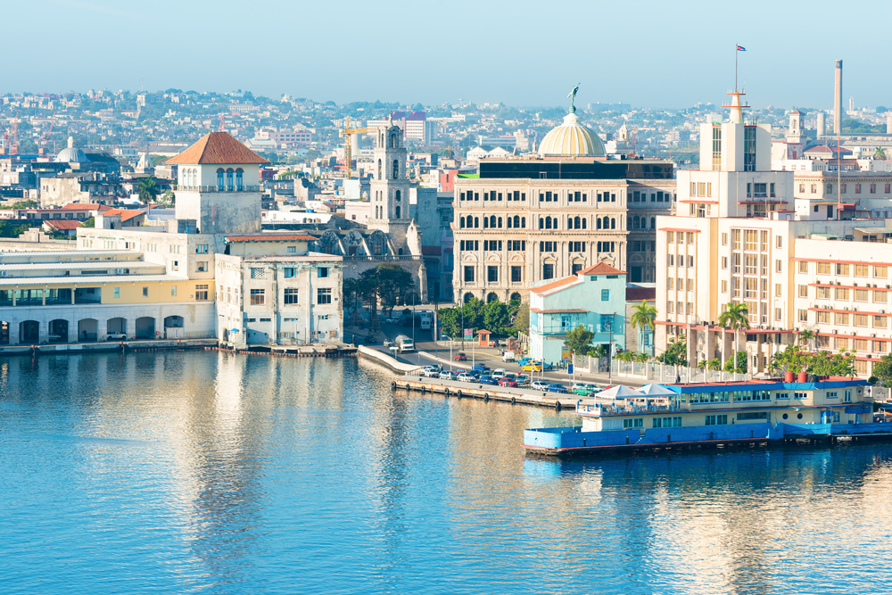havana city in cuba