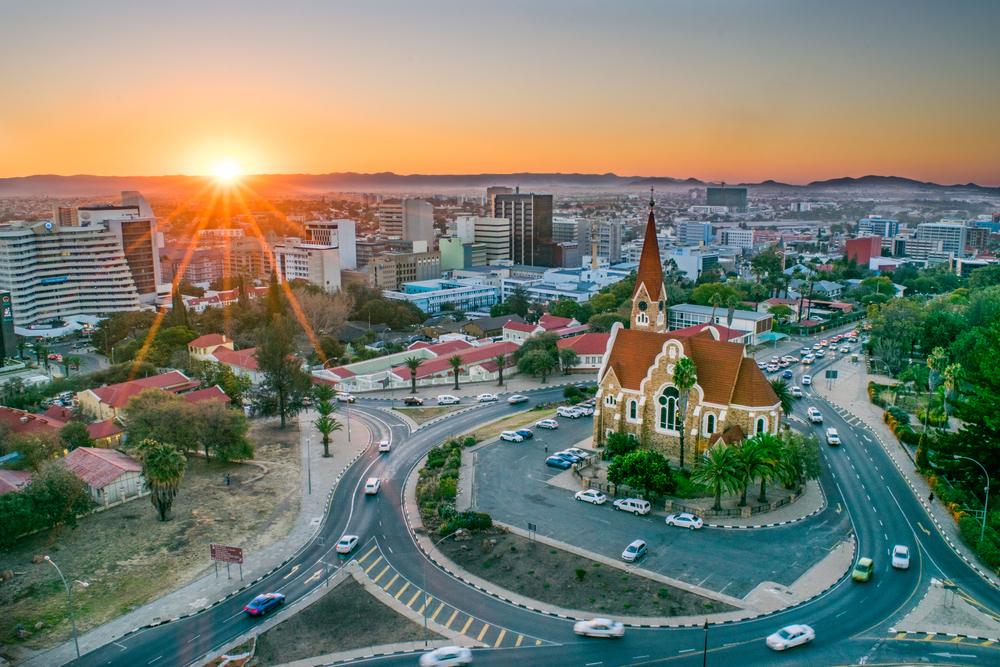 Windhoek south africa