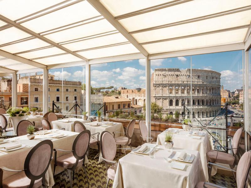 romantic palazzo manfredi hotel in rome