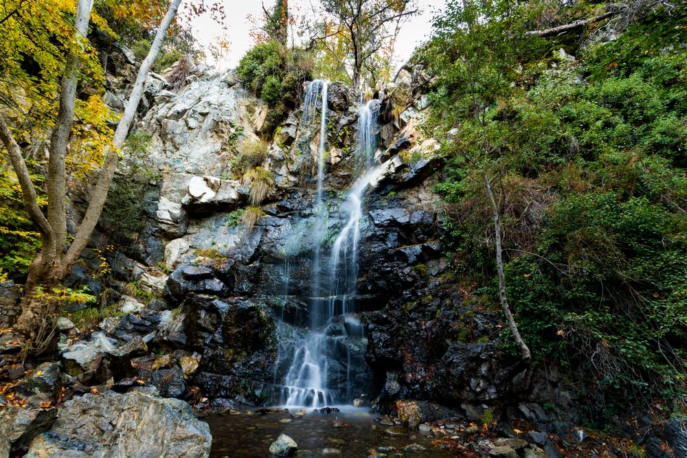 caledonia falls in cyprus