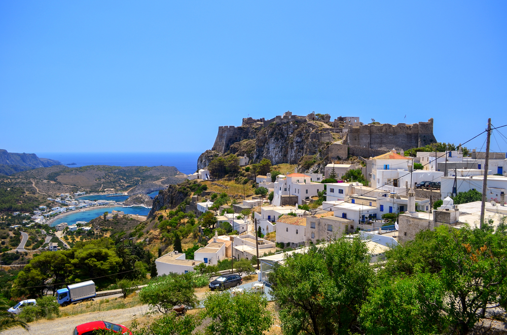 kythira in Greece