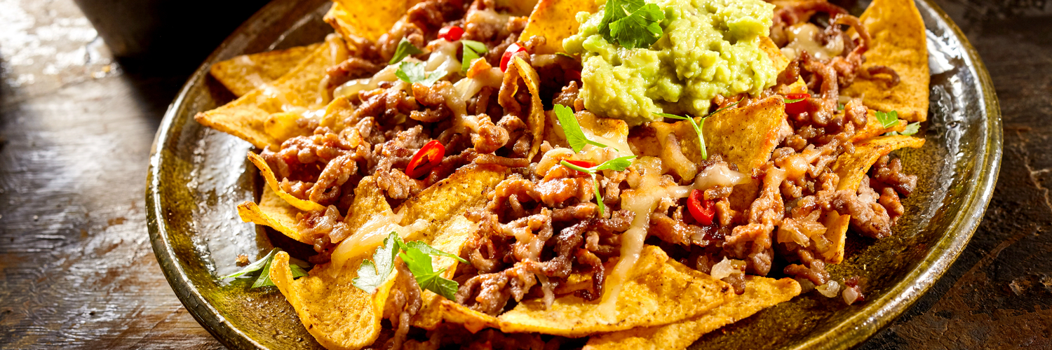 nachos mexican food