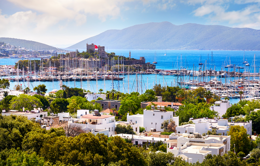 bodrum resort in turkey