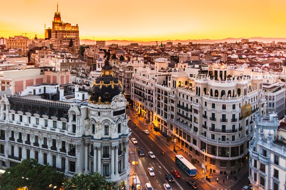 circulo-de-bellas-artes-madrid-sunset