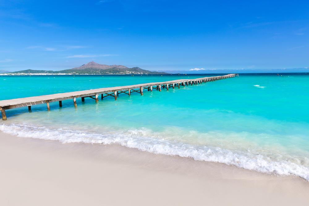 playa de muro majorac