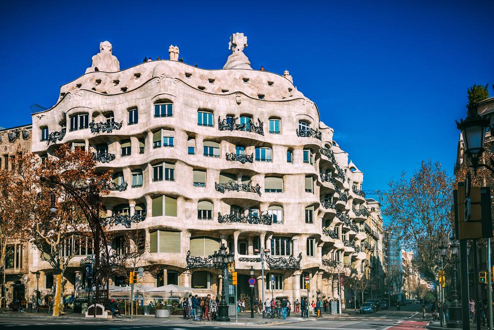 Barcelona_Gaudi_casa_mila