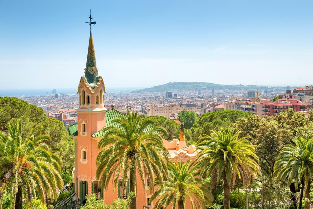 Barcelona_Gaudi_park_guell