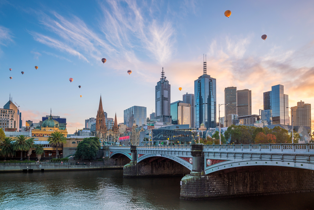 Autralia-Melbourne