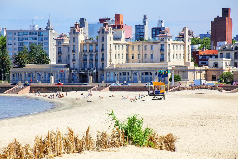 Montevideo-beaches