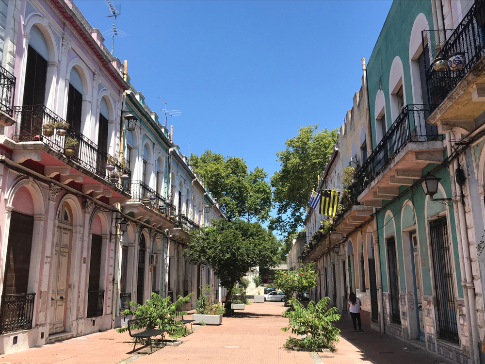Montevideo-old-town