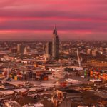 Montevideo-sunset