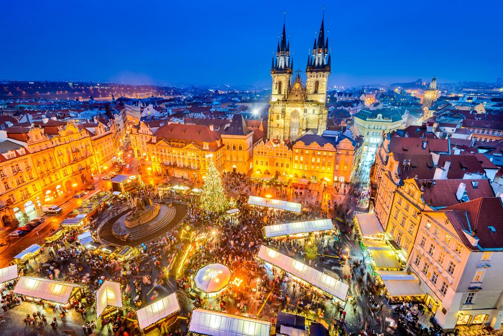Prague Christmas