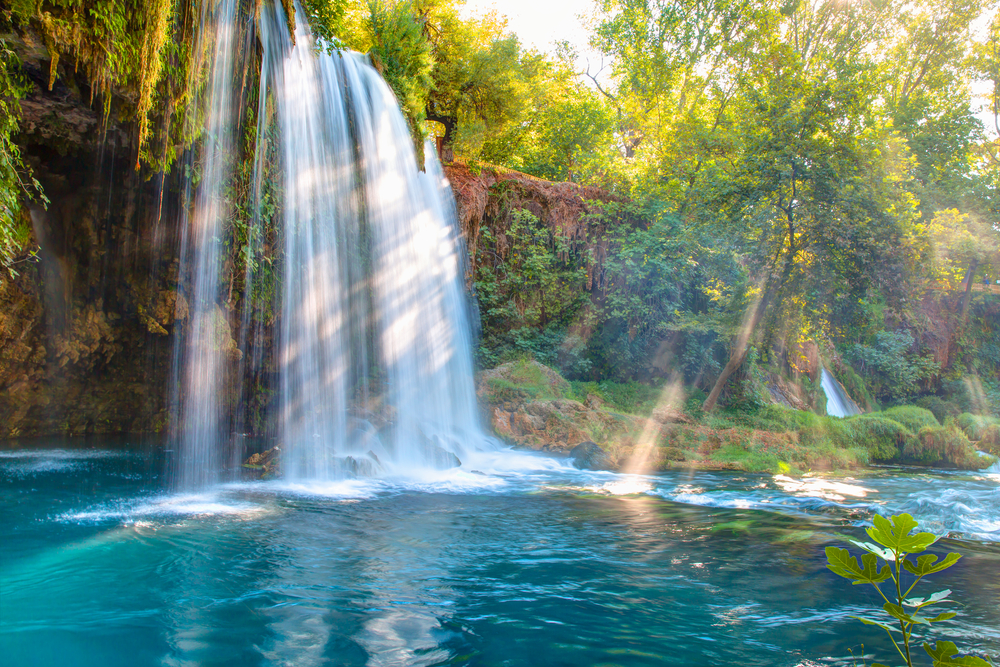 Duden Waterfalls_Antalya_Turkey