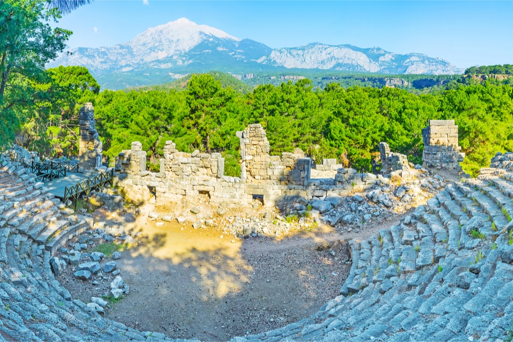Phaselis_Antalya_Turkey