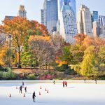 Ice-Rink in Central Park