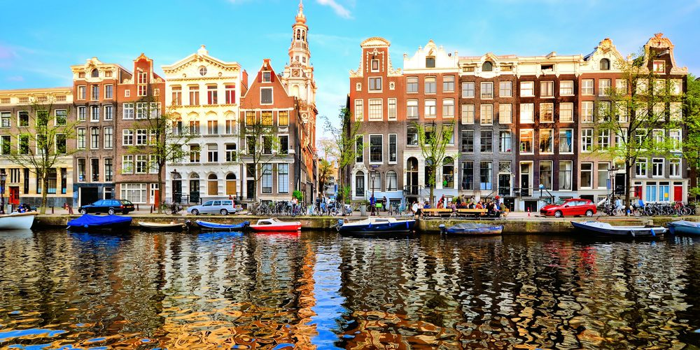 Amsterdam weekend destination