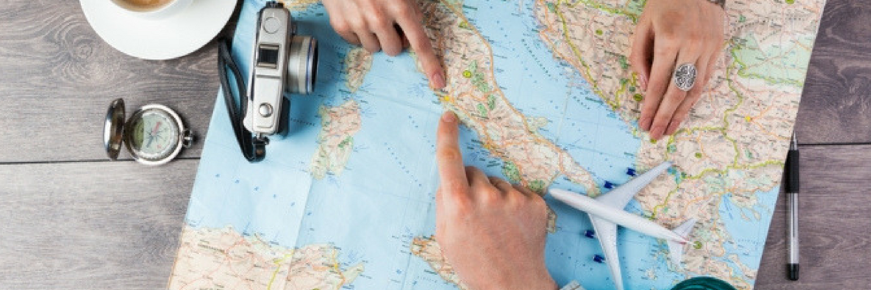 holiday planning travel