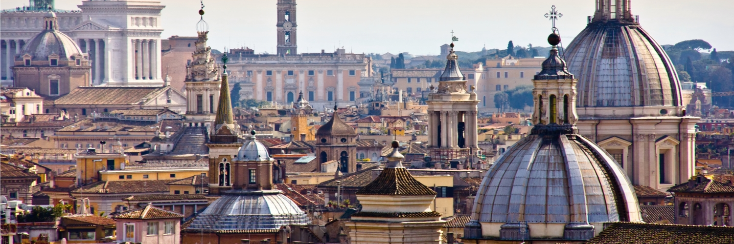 Rome_view_sunset